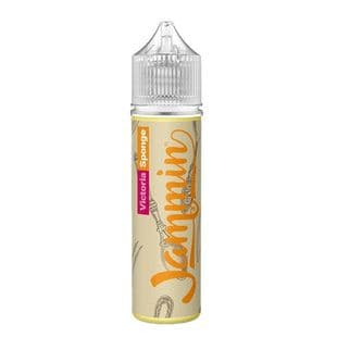 Jammin - Victoria Sponge 60ml E-liquid