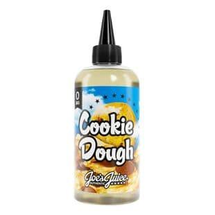 Joe's Juice - Cookie Dough E-liquid 200ml - £19.95 FREE Nic Shots