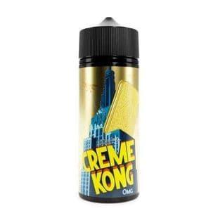 Joe's Juice - Creme Kong  E-liquid 120ML Shortfill