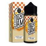Just Jam Apricot Crumble E-liquid 120ml Shortfill