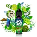 Just Juice Exotic Fruits - Guanabana & Lime Ice E-liquid