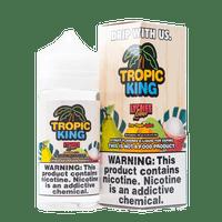 Tropic King - Lychee Luau E-liquid 120ml Shortfill