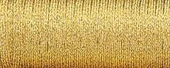 "002J Japan Gold Kreinik 1/4"" Ribbon"
