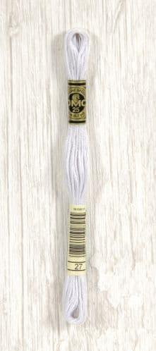 27 - DMC Stranded Cotton thread
