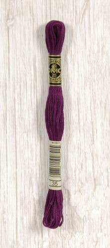 35 - DMC Stranded Cotton thread