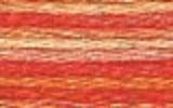 4120 Tropical Sunset - DMC Color Variation Thread