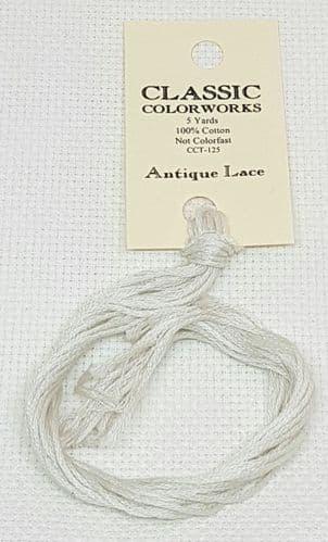 Antique Lace  Classic Colorworks CCT-125