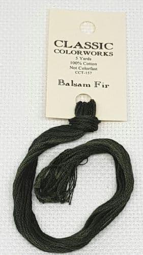 Balsam Fir Classic Colorworks CCT-157