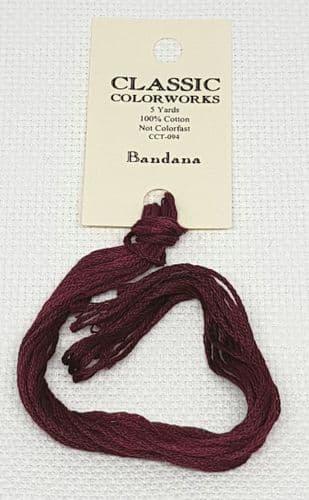 Bandana Classic Colorworks CCT-094