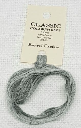 Barrel Cactus Classic Colorworks CCT-031