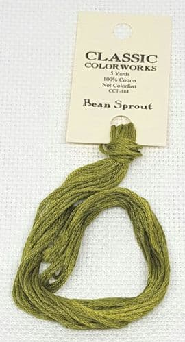 Bean Sprout Classic Colorworks CCT-184
