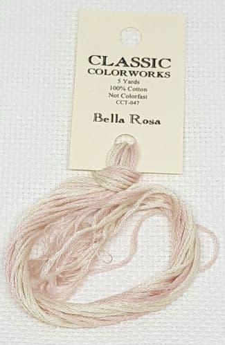 Bella Rosa Classic Colorworks CCT-047