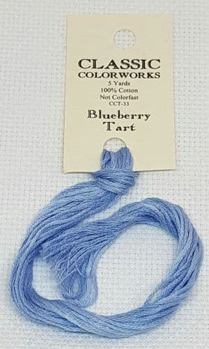 Blueberry Tart Classic Colorworks CCT-33