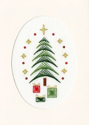 Bothy Threads All Wrapped Up - cross stitch kit