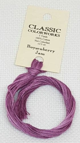 Boysenberry Jam Classic Colorworks CCT-49