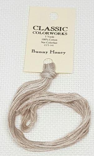 Bunny Honey Classic Colorworks CCT-141