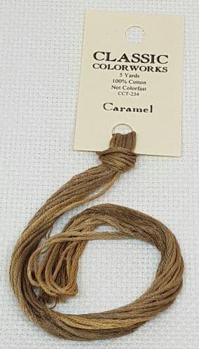Caramel Classic Colorworks CCT-234
