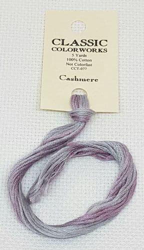 Cashmere Classic Colorworks CCT-077