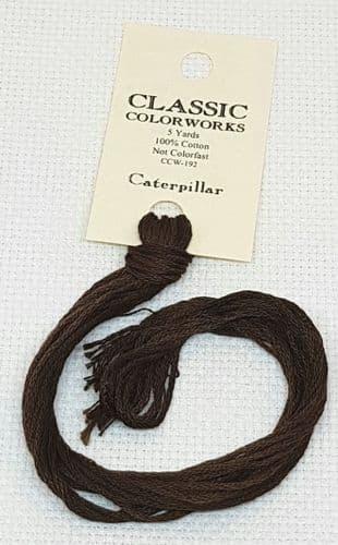 Caterpillar Classic Colorworks CCT-192