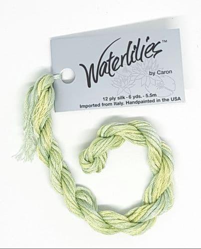 Celadon 067 Caron Waterlilies