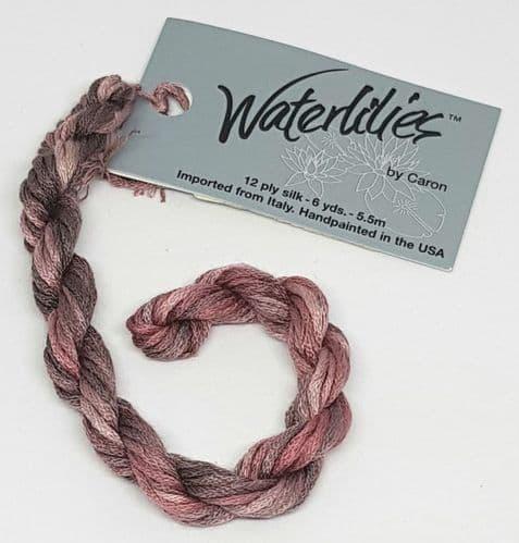 Cherry Cordial 149 Caron Waterlilies