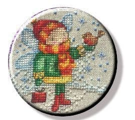 Christmas Fairy Needle Minder