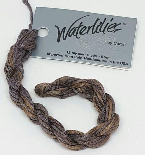 Cocoa 099 Caron Waterlilies