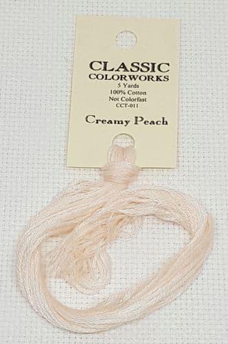 Creamy Peach Classic Colorworks CCT-011