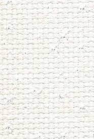 DMC 14 count White Iridescent Aida