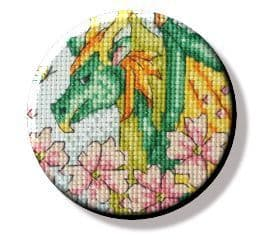 Dragon Needle Minder