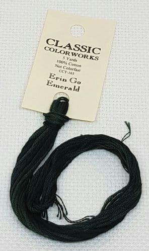 Erin Go Emerald Classic Colorworks CCT-165