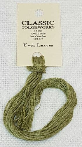 Eve's Leaves Classic Colorworks CCT-139