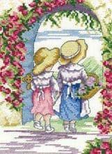 Faye Whittaker Faye Whittaker Flowers For Home cross stitch kit