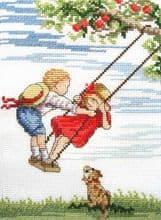 Faye Whittaker Higher cross stitch kit