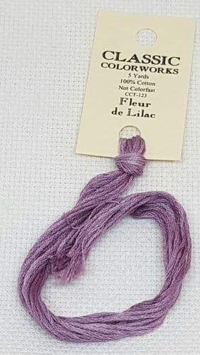 Fleur De Lilac  Classic Colorworks CCT-123