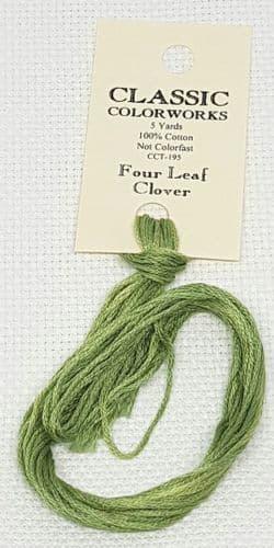 Four Leaf Clover Classic Colorworks CCT-195