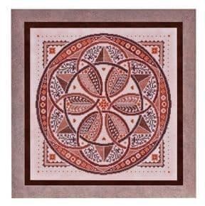 Glendon Place Tiramisu A-Maze-ing Dessert Collection cross stitch chart