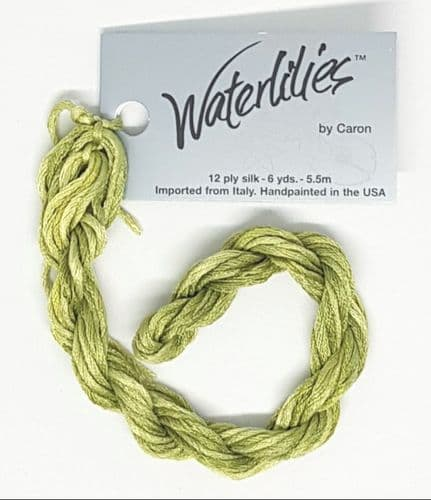 Guacamole 206 Caron Waterlilies