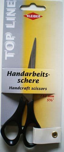 "Kleiber Hand Craft Scissors 140mm 5.5"""