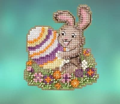 Mill Hill Egg-ceptional beaded cross stitch kit