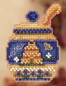 Mill Hill Honeypot beaded cross stitch kit