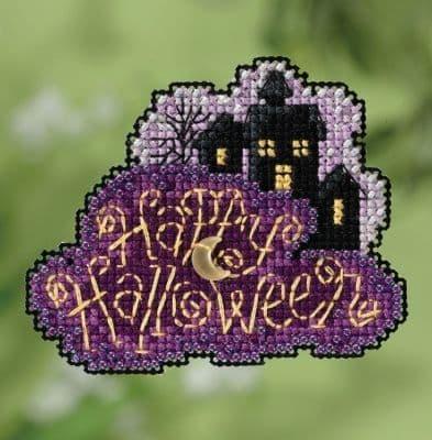 Mill Hill Moonlit Night beaded cross stitch kit