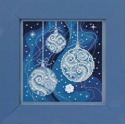 Mill Hill Ornament Elegance beaded cross stitch kit
