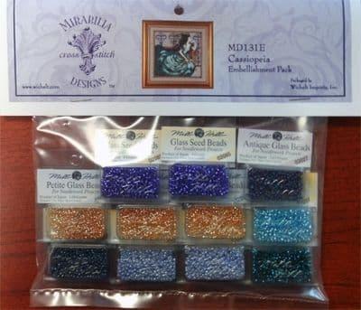 Mirabilia Cassiopeia Embellishment Pack
