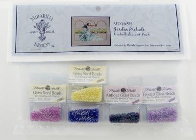 Mirabilia Garden Prelude Embellishment Pack