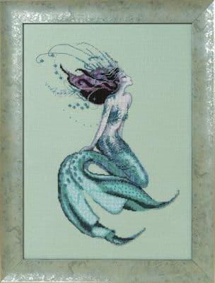 Mirabilia Lilith of Labrador printed cross stitch chart
