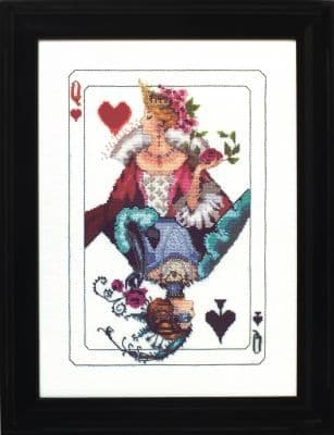 Mirabilia Royal Games I printed cross stitch chart
