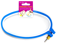 Plastic Oval Hoop 3 x 6 Inch