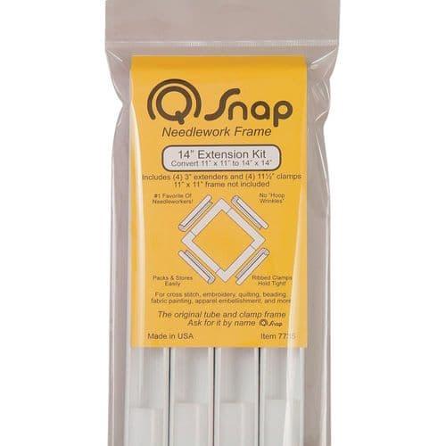 "Q Snap Plastic Snap Frame 14"" Extension Kit"