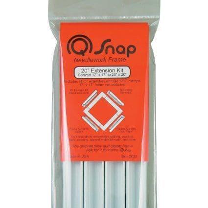 "Q Snap Plastic Snap Frame 20"" Extension Kit"
